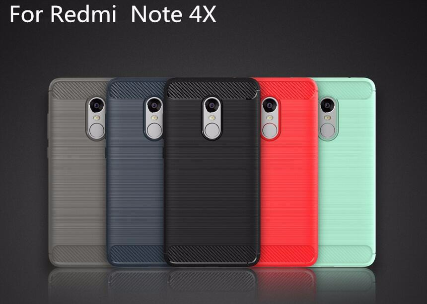 Fiber Cover Case สำหรับ Redmi note 4 / Redmi note4X