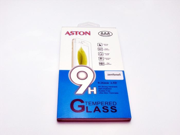 ฟิล์มกระจก Asus Zenfone 5 ASTON