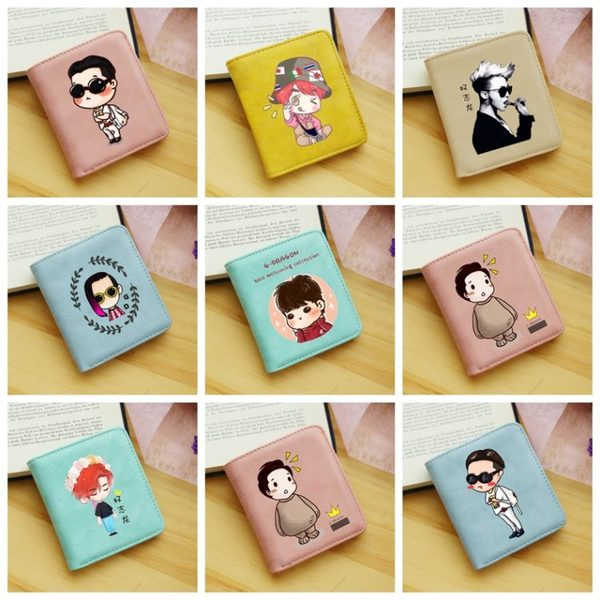กระเป๋าสตางค์ #Bigbang (ระบุศิลปิน)