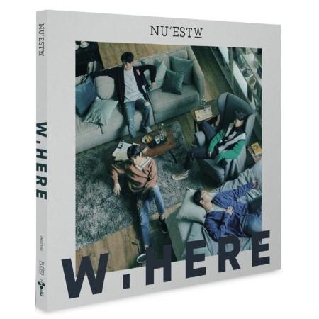 อัลบั้ม #NU`EST W - [NEW ALBUM] (STILL LIFE VER)