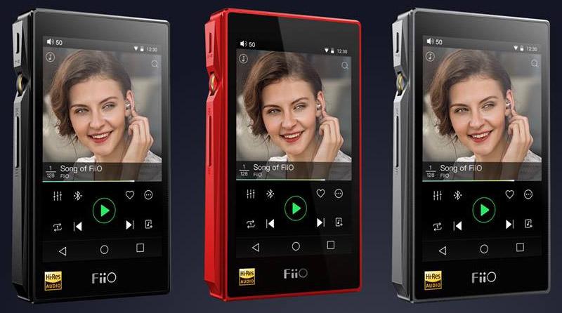 FiiO X5 Gen3 X5iii เครื่องเล่นเพลงพกพาความละเอียดสูงระบบ Android จอทัชสกรีน Bluetooth Wifi รองรับไฟล์ Lossless สูงสุดถึง 384kHZ/32bit