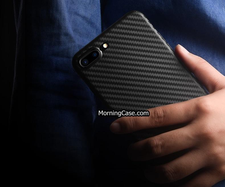 เคสลายเคฟ iPhone 7 Plus และ 8 Plus แบรนด์ HOCO Delicate Shadow Series ปกติ 250 ช่วงโปรโมชั่นเหลือเพียง 120 บาท