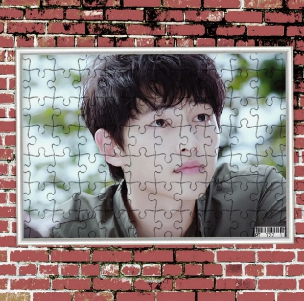 จิกซอว์ Descendants of the Sun Song Joong Ki