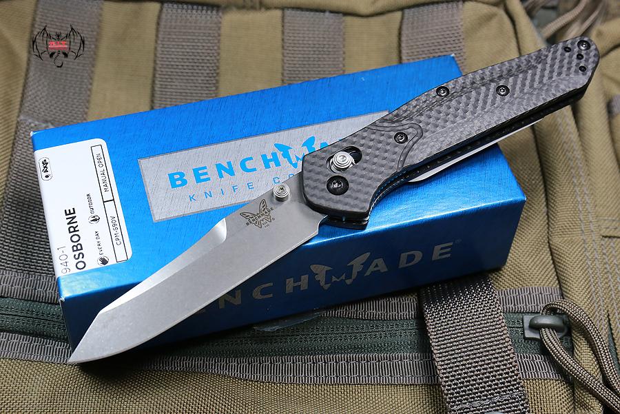 Benchmade Osborne Reverse Tanto S90V Blade BM940-1