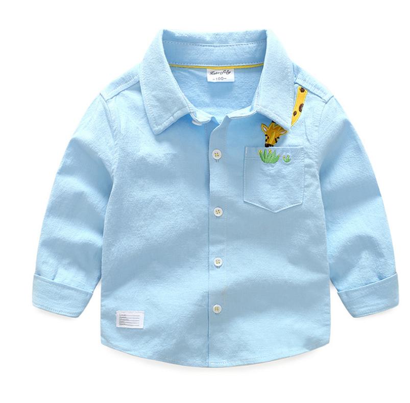 เสื้อ สีฟ้า แพ็ค 5 ชุด ไซส์ 100-110-120-130-140