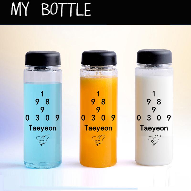 My Bottle Taeyeon
