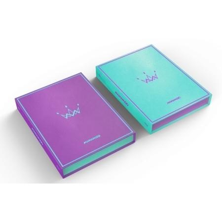 อัลบั้ม #MAMAMOO - Mini Album Vol.5 [Purple] (Random ver.)
