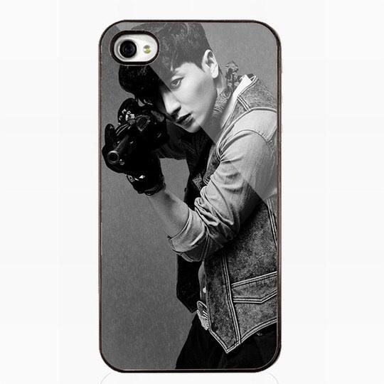 SUPER JUNIOR เคส sj iphone4s/5s Leeteuk
