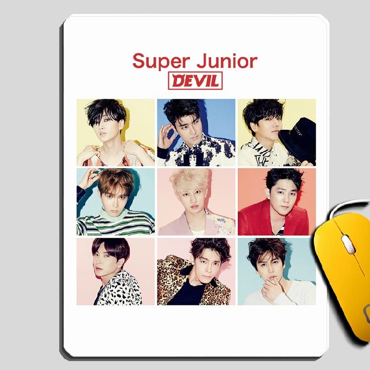 แผ่นรองเม้าส์ SJ SUPER JUNIOR Devil 2015