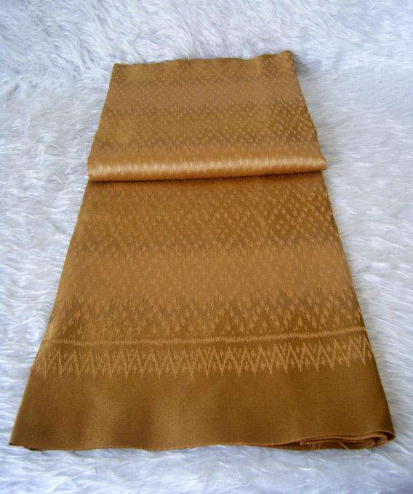 ผ้าไหมลายสี่เหลี่ยมขนมเปียกปูน