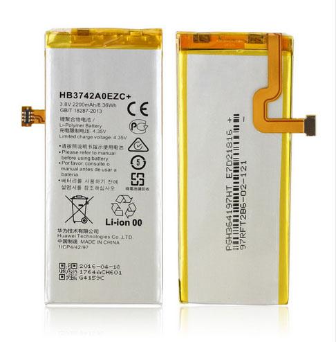 เปลี่ยนแบตเตอรี่ Huawei P8 Lite แบตเสื่อม แบตเสีย รับประกัน 6 เดือน