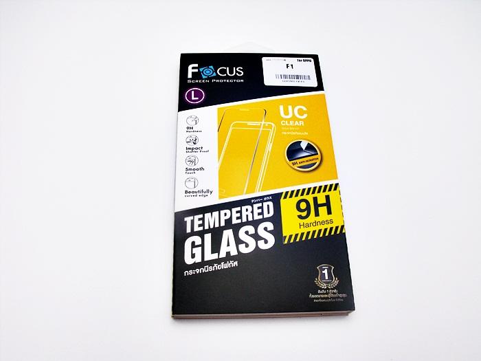 ฟิล์มกระจก โฟกัส (Focus) OPPO F1