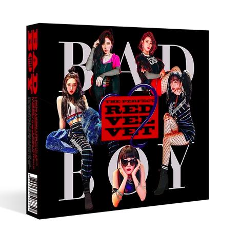 อัลบั้ม (#REDVELVET) - [THE PERFECT RED VELVET]