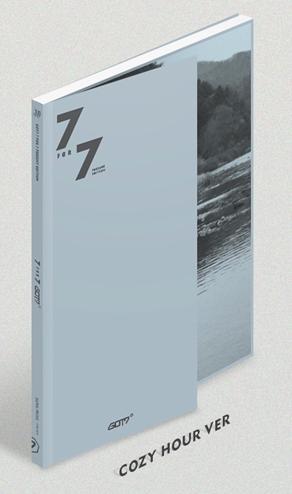 อัลบั้ม #GOT7 - 7 FOR 7 PRESENT EDITION Cozy Hour Ver.