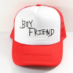 หมวก BOY FRIEND