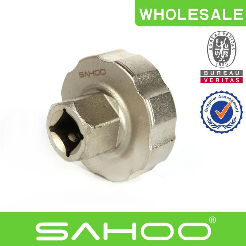 ตัวถอดกะโหลก SAHOO brand Made in Taiwan Bicycle repair tools The case perlin B.B. sleeve 23839