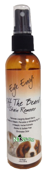 Eye Envy of The Beard Stain Remover 4oz.