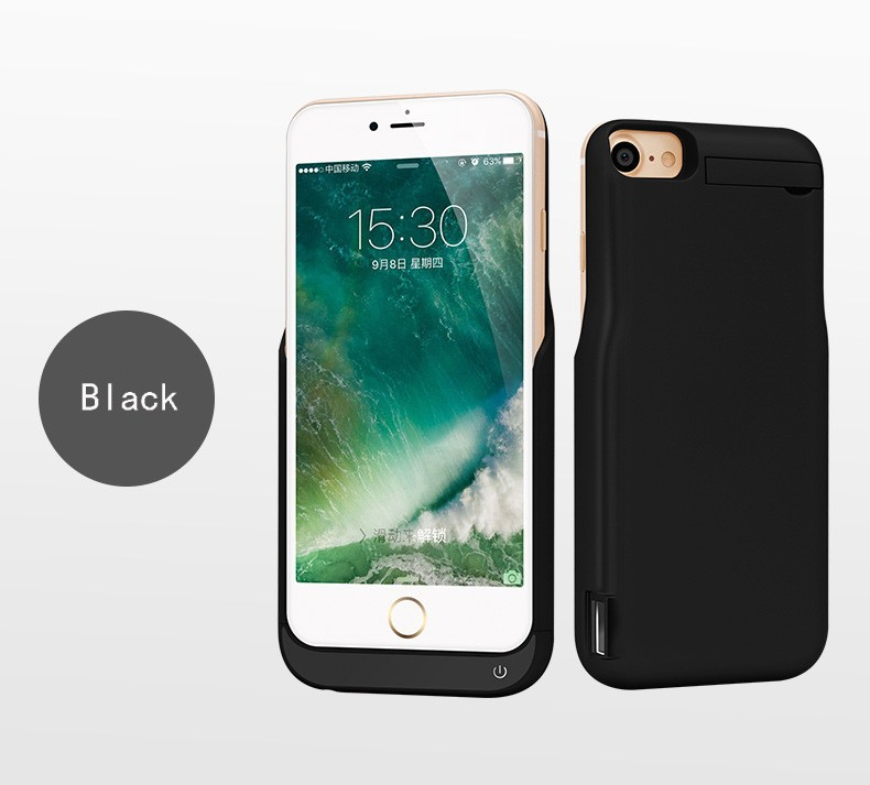 Battery Case for Iphone 6/6S/7 5500 mAh