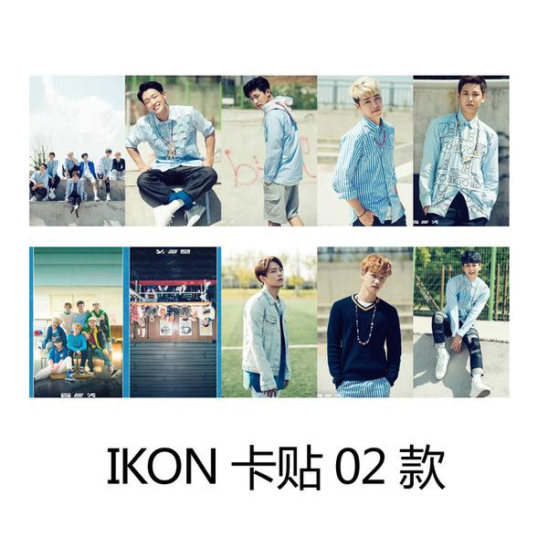 รูปโฟโต้ iKON YG (4x6' 10Pc.)