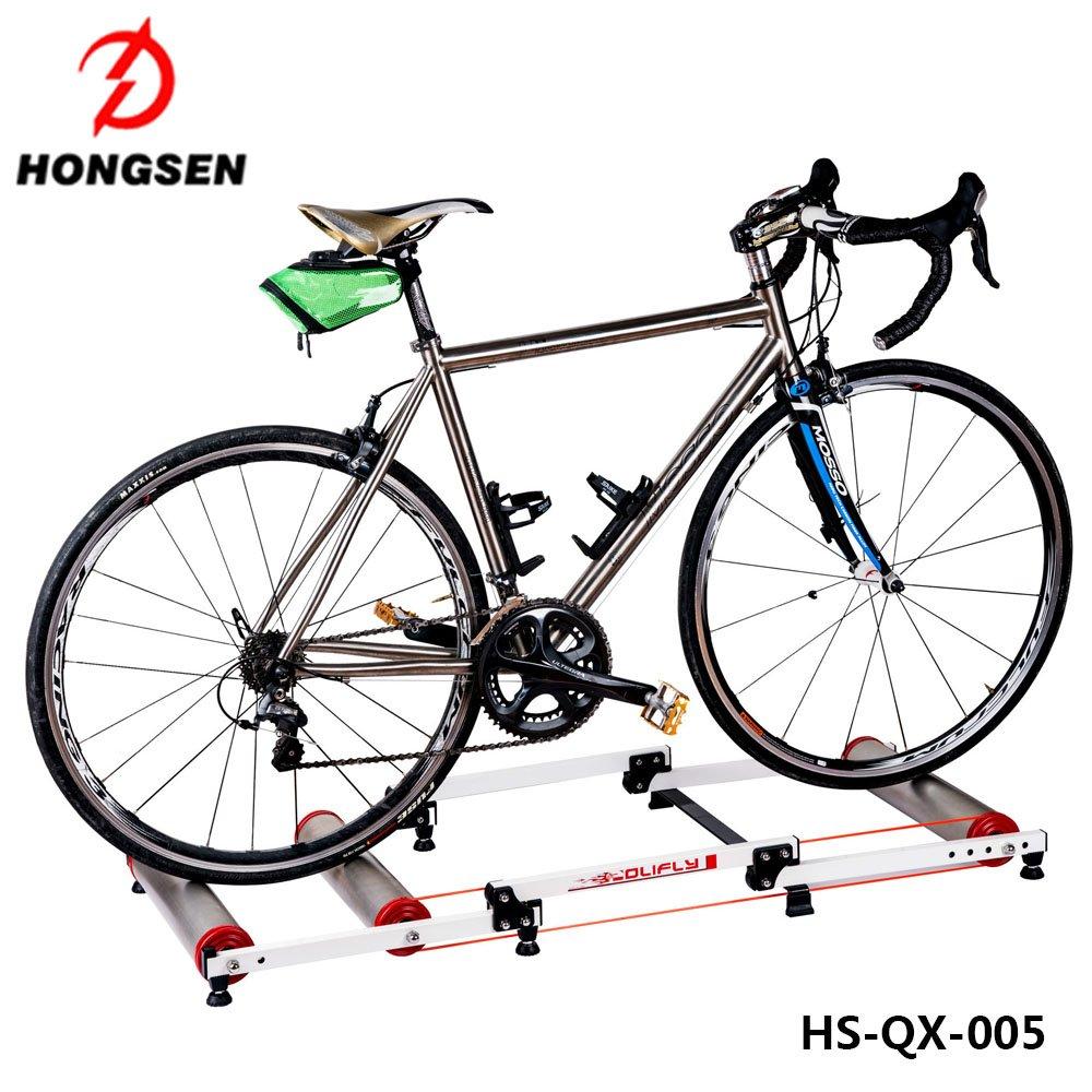 เทรนเนอร์ 3 ลูกกลิ้ง HONGSEN Indoor Folding professional Trainer Rollers,HS-QS-005