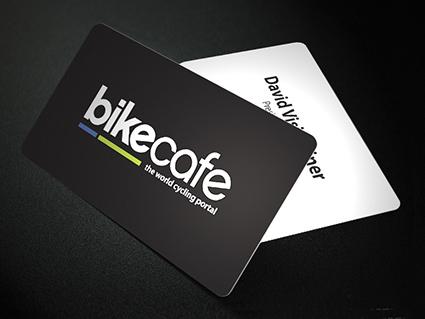 บัตรพลาสติกการ์ด พื้นด้าน 0.76 ทำบัตรเมมเบอร์การ์ด
