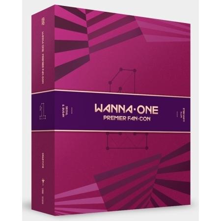 #WANNA ONE PREMIER FAN-CON DVD (3 DISC)
