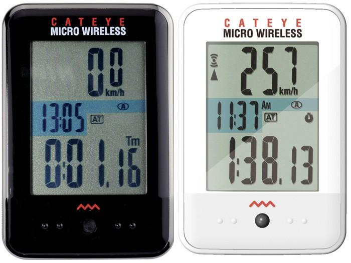 ไมล์ไร้สาย CATEYE MICRO WIRELESS ,CC-MC200W (ดำและขาว)