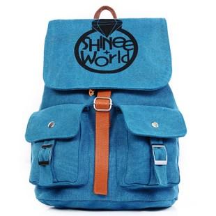 กระเป๋าเป้สะพายหลัง SHINee (รุ่น2กระเป๋า)