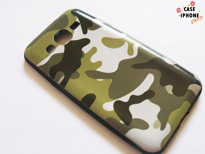 เคสนิ่มลายทหาร ซัมซุง เจ 2
