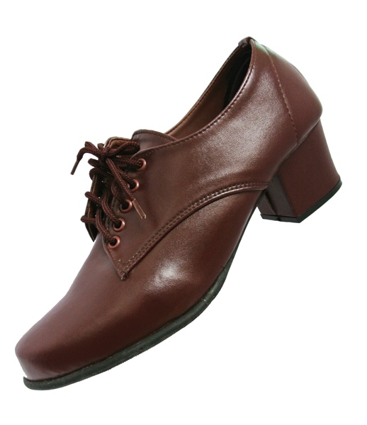 รองเท้าลูกเสือผู้หญิง