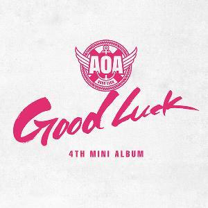 AOA - Mini Album Vol.4 [Good Luck] (WEEKEND Ver.)