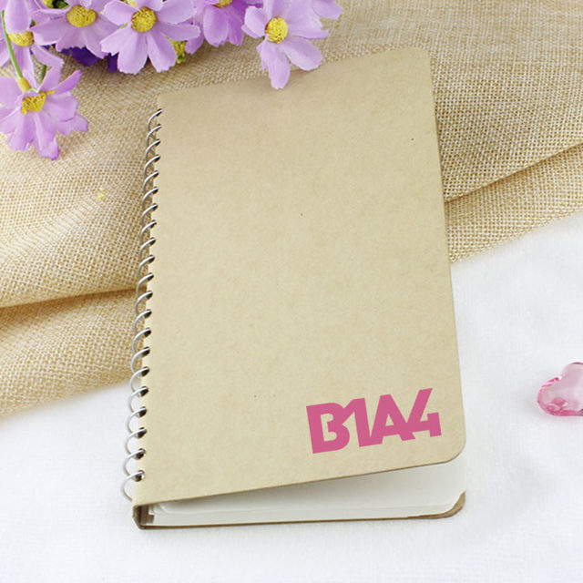 สมุดโน๊ต B1A4