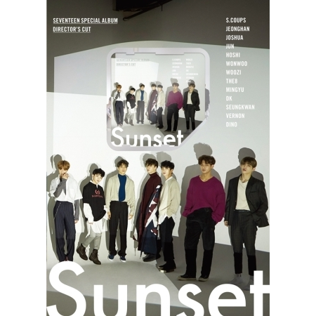 [#SEVENTEEN] DIRECTOR'S CUT SPECIAL ALBUM [KIHNO ALBUM]