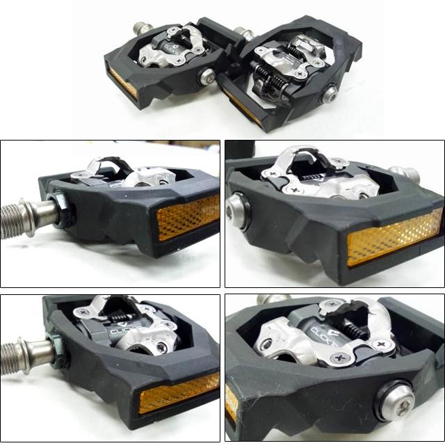บันได Shimano PD-T700 Click'r SPD Pedal Black