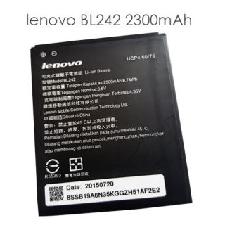 แบตเตอรี่ Lenovo A6000 (BL 242) เกรดเอ