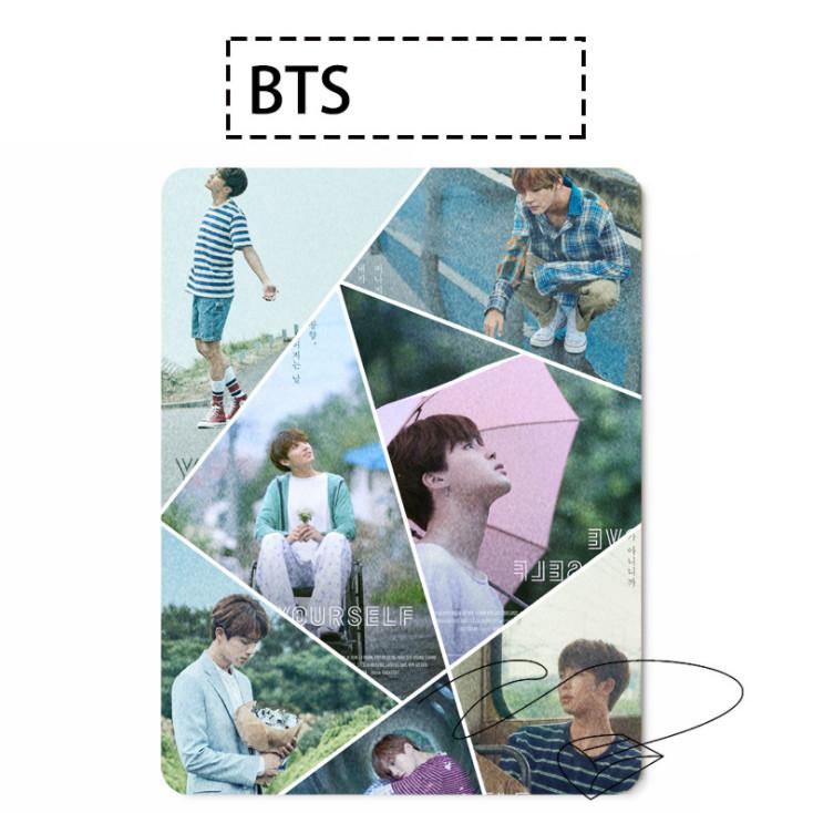 แผ่นรองเม้าส์ BTS - LOVE YOURSELF