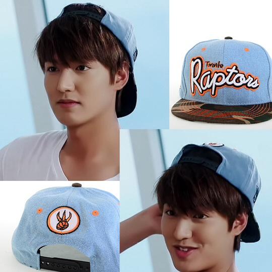 หมวกแฟชั่น NBA LEE MINHO