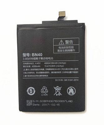 เปลี่ยนแบตเตอรี่ Xiaomi Redmi 4 Prime (BN40) แบตเสื่อม แบตเสีย แบตบวม รับประกัน 1 เดือน