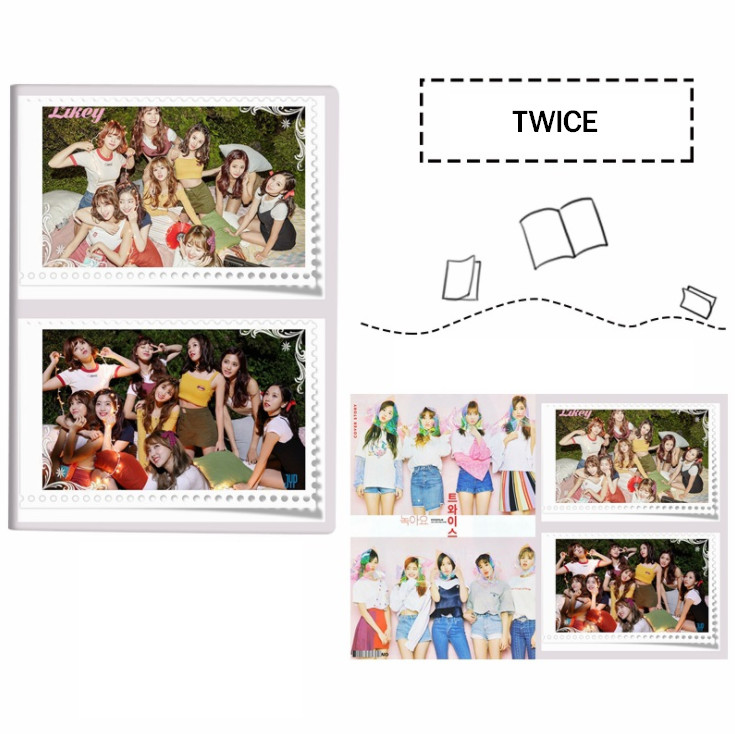 สมุด TWICE - Likey