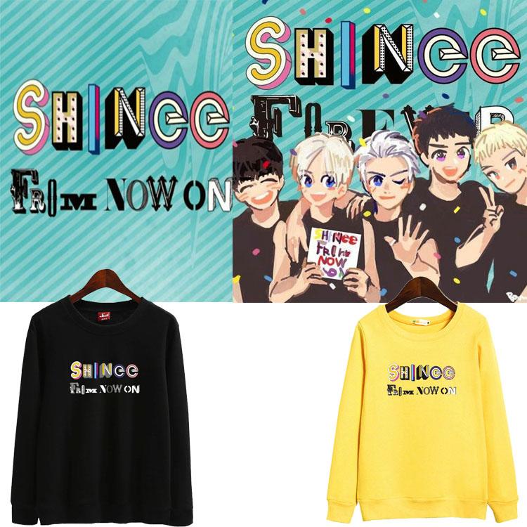 เสื้อแขนยาว (Sweater) SHINee - THE BEST FROM NOW ON