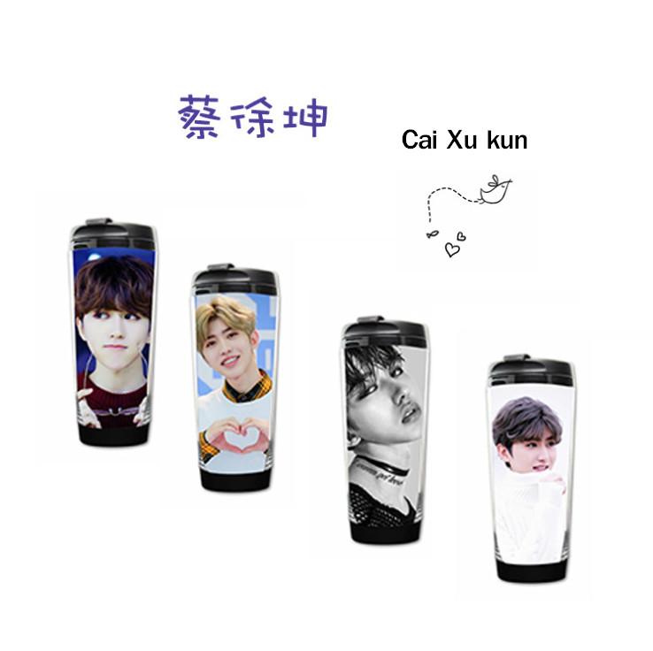 กระบอกน้ำ Cai Xu Kun - Idol Producer
