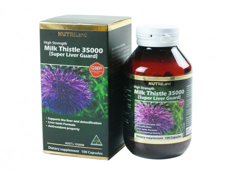 Milk Thistle 35000 Super Live Guard