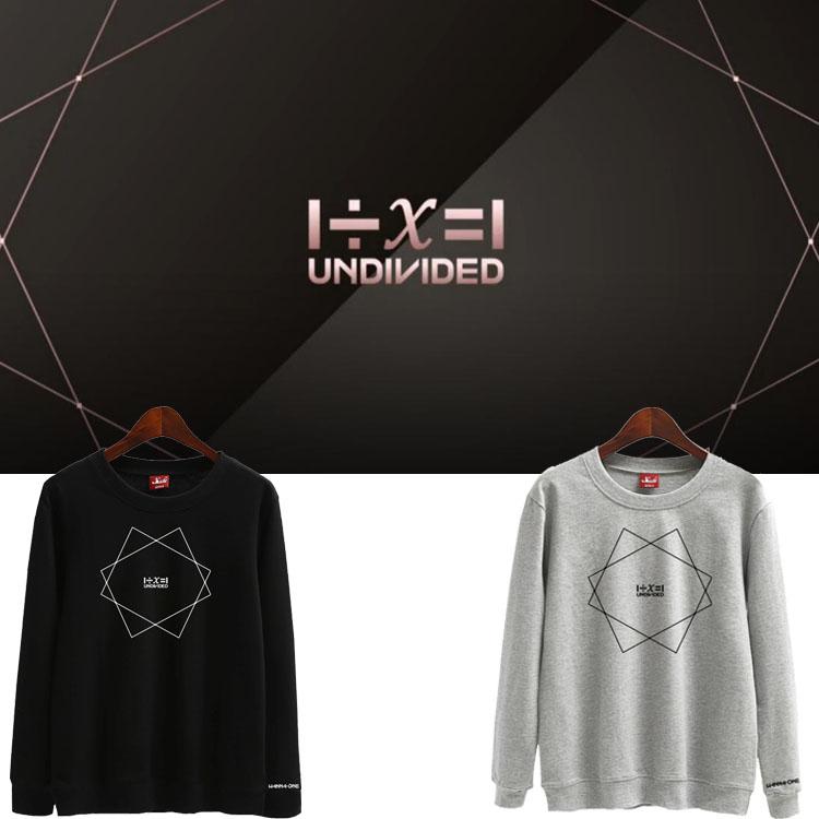 เสื้อแขนยาว (Sweater) Wanna One 1÷x=1 UNDIVIDED