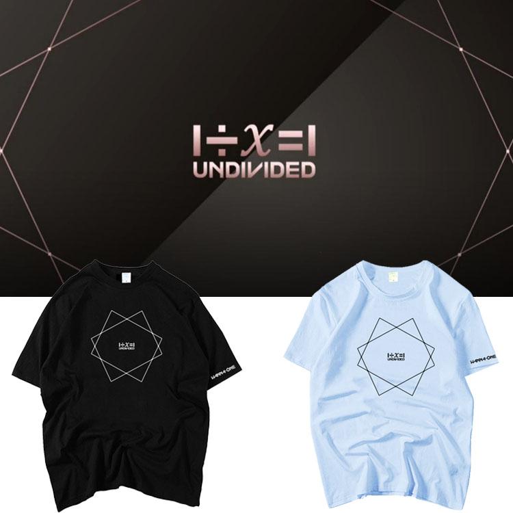 เสื้อยืด (T-Shirt) Wanna One 1÷x=1 UNDIVIDED