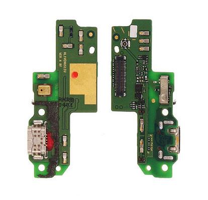 เปลี่ยนชุดบอร์ด USB Huawei P9 Lite แก้อาการชาร์จไม่เข้า ไมค์เสีย