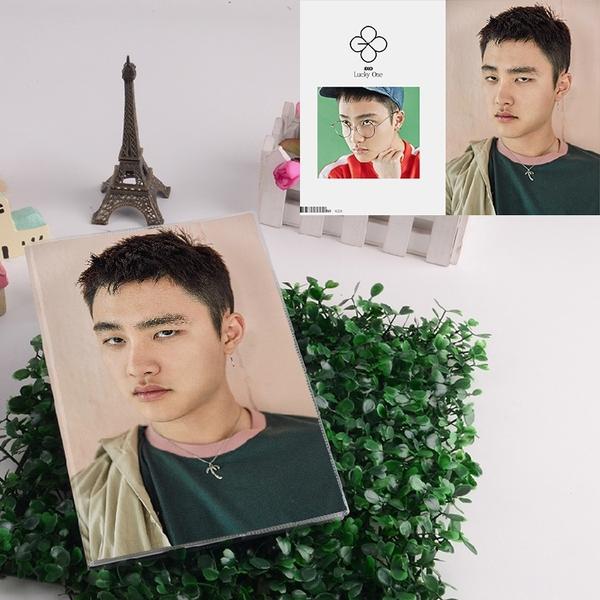 สมุด EXO Lucky One D.O
