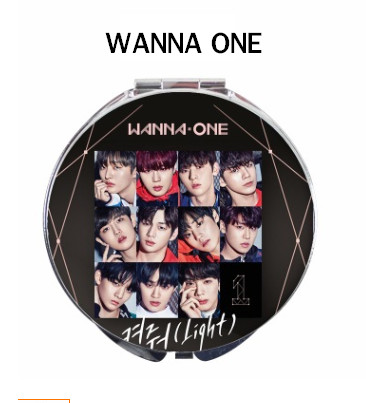 กระจก WANNA ONE - UNDIVEDED