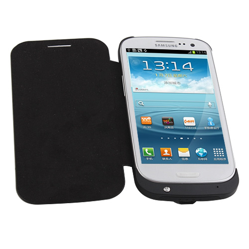 Battery Case for Galaxy S3 I9300 2800 mAh