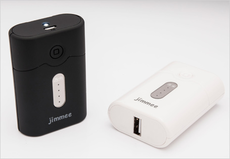 Jimmee Power Bank 5200 mAh (Lightning)