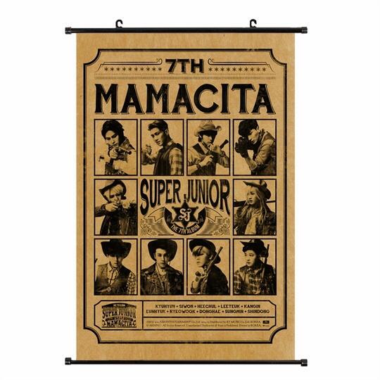 รูปแขวน SJ SUPER JUNIOR Mamacita